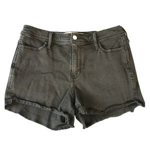 Hollister Short-Short High Rise 2 Inch Inseam EUC